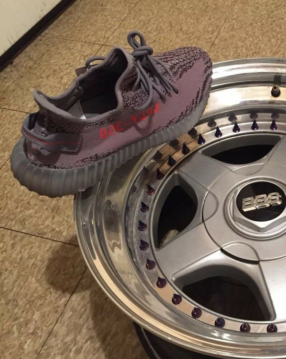 Adidas Men's Yeezy Boost 350 V2 Beluga 2.0 shoes Size 12 Deadstock100% Authentic