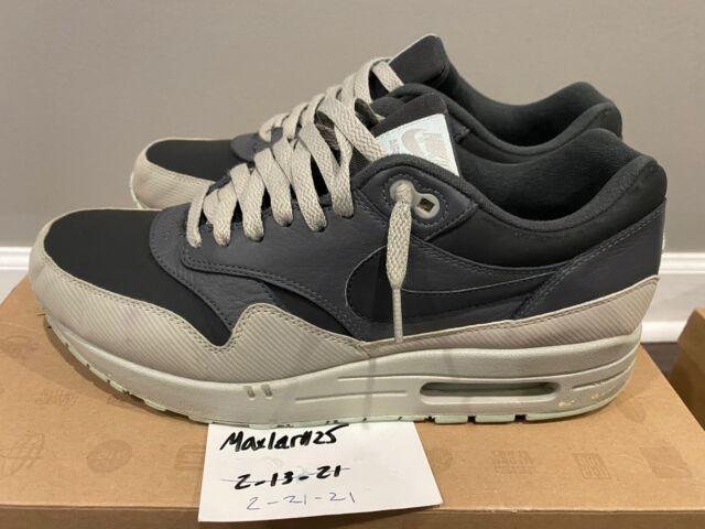 Size 10 - Nike Air Max 1 Dark Ash for sale online | eBay