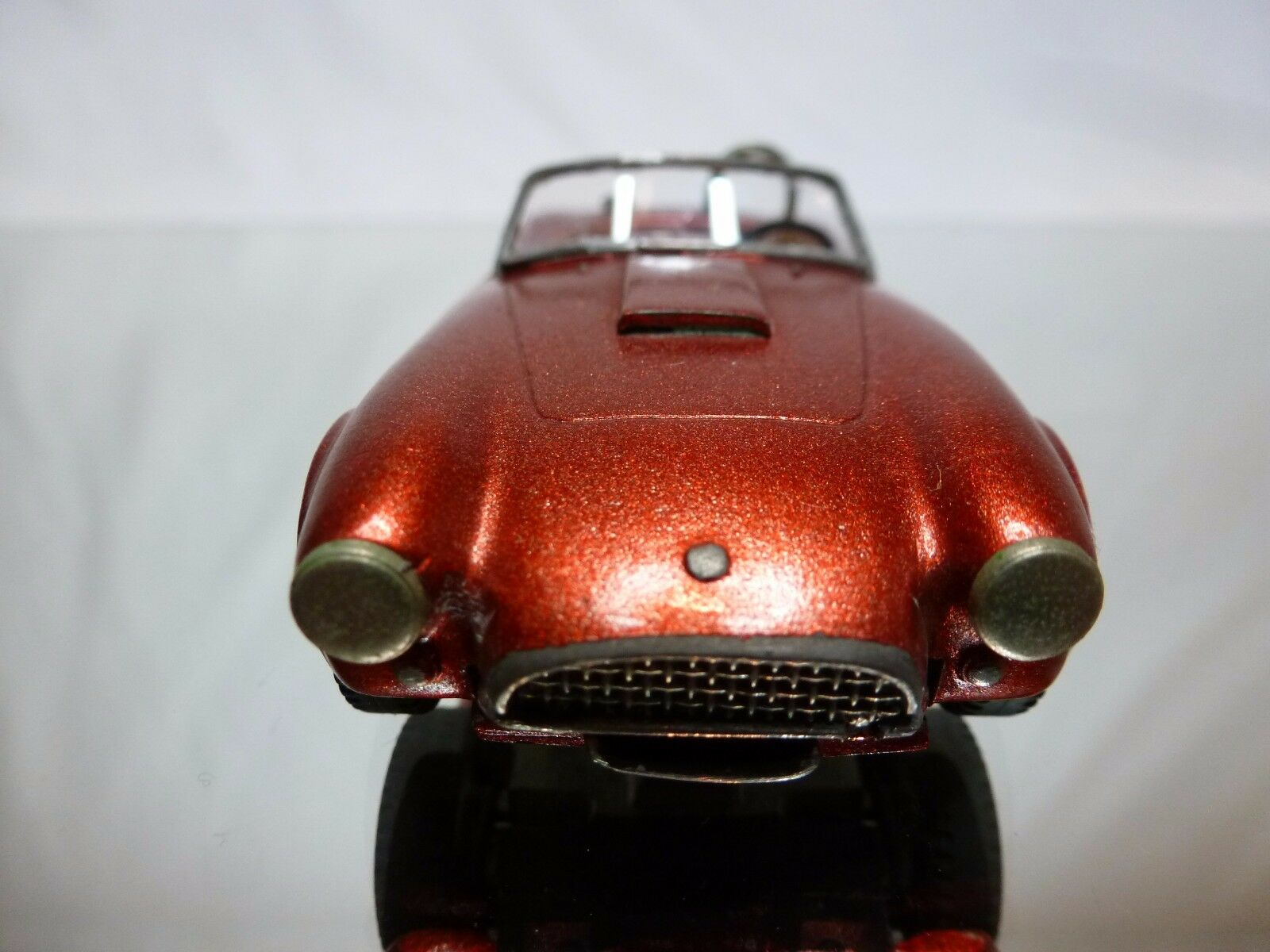 AUTO REPLICAS 3 METAL KIT (built) AC COBRA COBRA COBRA - RED 1 43 - GOOD CONDITION 9a462f