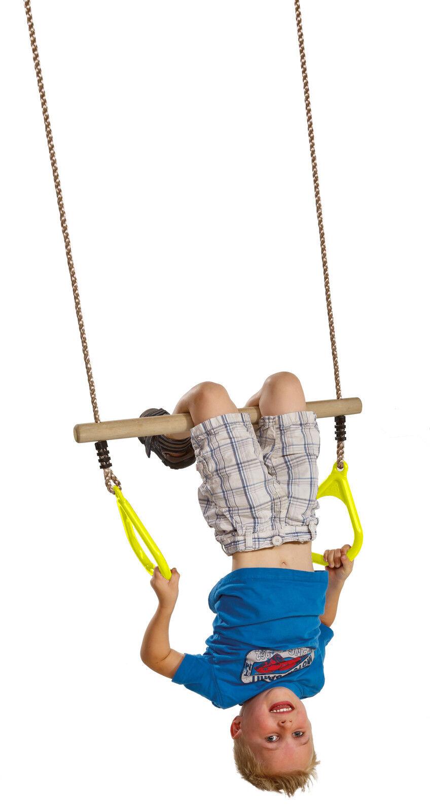 Schaukelstange Trapez Spielturm Reckstange Turnschaukel Kinder Schaukel Reck DHL