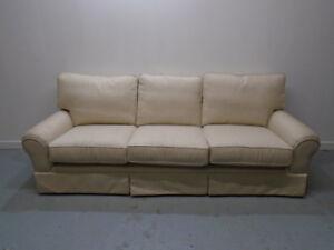 Details about Laura Ashley Kendal Super Grande Sofa in Edwin Natural -  QA1101190505