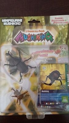 Mushiking The Guardian Of Forest 2 Beetles Nr2 Other Action Figures Toys & Hobbies