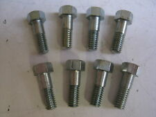 Triumph Tiger Cub Rear Wheel Sprocket Bolt x8