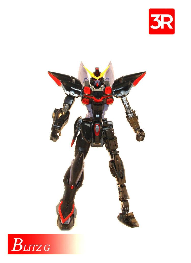3R Metal Skeleton FRAME Body GAT -X207 for MG 1  100 BLITZ Gundam Uppkvalitetrad Kit