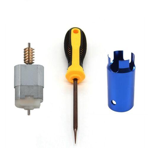 ESL//ELV Motor Steering Lock Plus Open Dowel for Mercedes EZS Removal Tool