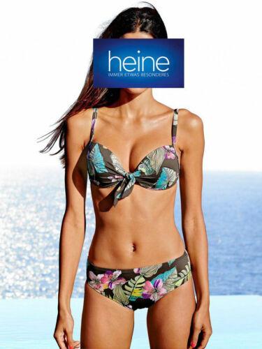 Cup D Heine Softcup-Bikini NEU!! KP 54,90 € /%SALE/% Bunt