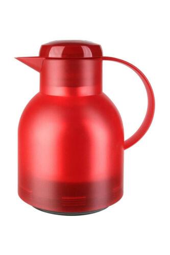 1.0 L, Kaffeekanne Tefal Isolierkanne Samba Rot Topartikel Thermokanne