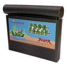 Atari Jaguar Frog Feast cartridge BRAND NEW