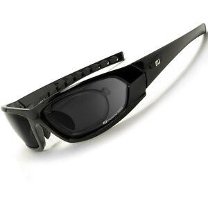 daisan sportbrille mit optik clip f r sehst rke. Black Bedroom Furniture Sets. Home Design Ideas