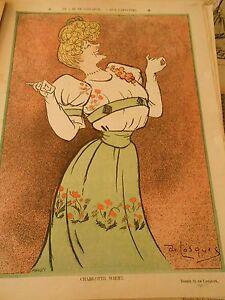 Le-Je-ne-sais-quoi-Aux-Capucines-Charlotte-Wiehe-Humour-Print-1905