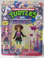 Teenage Mutant Ninja Turtles abril O 'Neil el deslumbrante reportero Figura De Acción