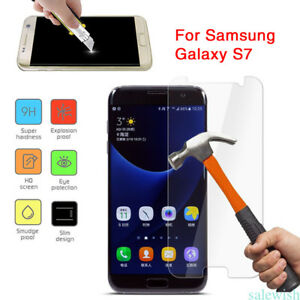 9H-TEMPERED-GLASS-Screen-Protector-Film-For-Samsung-GALAXY-S5-S4-i9500-A5-DH