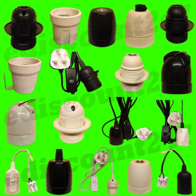 Certifié CE Es E27 Edison Ampoule Lumière prise del support lampe ajustement