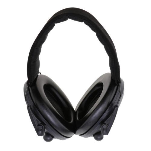 Electronic Shooting Earmuff Shooting Ear Protection Noise-reduction