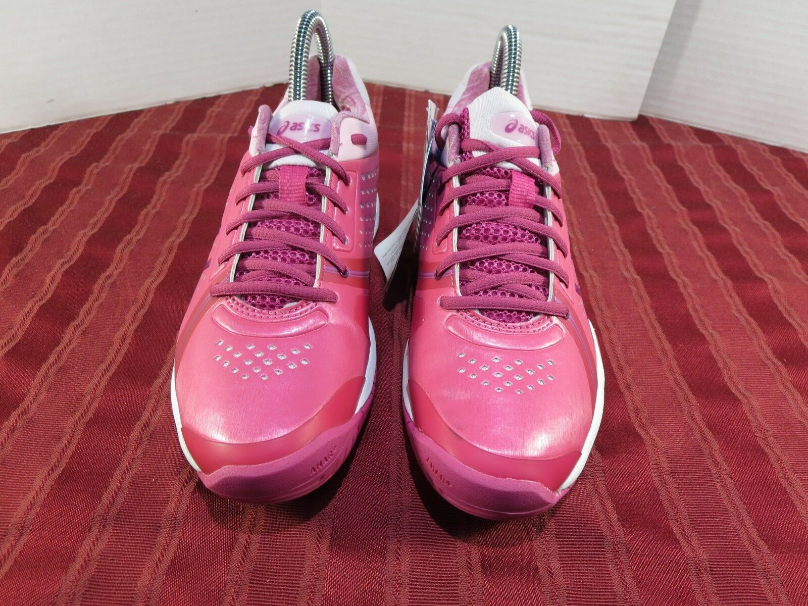 Asics Gel-Court Bella Fitness CrossFit Tennis shoes Women Size 6