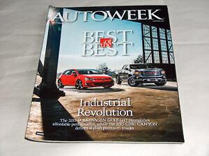 Autoweek magazine speed dating december 2019
