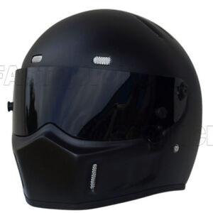 Unisex-Adult-Motorcycles-Street-Racing-Bandit-Fiberglass-Full-Face-Helmet-DOT