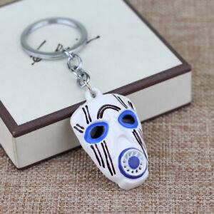 Borderlands-Psycho-Mask-Gaming-Cosplay-Enamel-Novelty-Keyring-Keychain-Gift-Bag