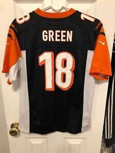 Details about AJ Green Cincinnati Bengals Nike Youth Jersey Size Large