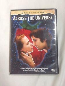 Across the Universe (DVD, 2008, 2-Disc Set)