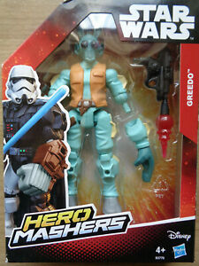 Star Wars / Hero Mashers / Figur / Greedo / Neu / OVP