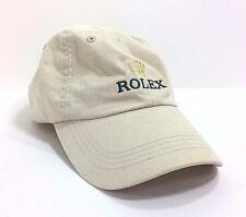 ROLEX Baseball Cap AJGA Tournament Of Champions Golf Hat  RARE