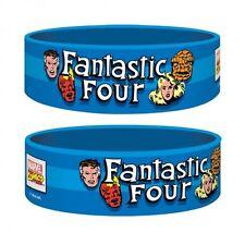 Gummi Armband FANTASIC FOUR - Marvel Comics  ca65 x 24mm NEU Wristband