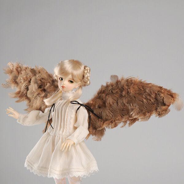 Dollmore BJD Article Größe MSD - Kinetic Wings (Natural braun)