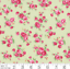 ROSES-FLORAL-FABRIC-100-COTTON-POPLIN-FAT-QUARTERS-METRES-SHABBY-CHIC thumbnail 19