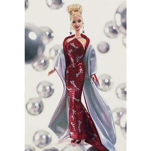 Barbie Collectible Barbie® Doll 2000 Mattel New 27409