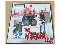 The Meteors - The Meteors Live - LP