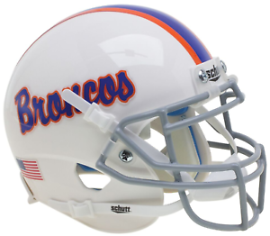 Details About Boise State Broncos Ncaa Football Helmet Christmas Tree Topper