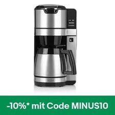 BEEM Kaffeemaschine Mahlwerk Timer 10 Tassen Filter 1100 Watt Thermo