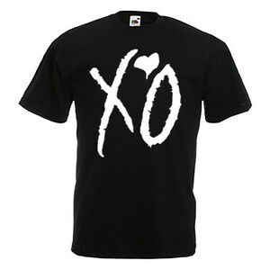 Herren-T-Shirt-034-XO-The-Weeknd-034-Shirt-asap-khalifa-wiz-gang-vsvp-Taylor-Gr-S-5XL