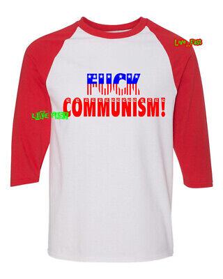 NO TO COMMUNISM ANTI COMMUNIST T SHIRT vietnam veteran cold war patriot pro usa