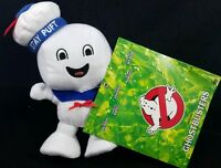 Ghostbusters Gift Set Movie On Dvd + Stay Puft Plush 8 Fast Ship Usa Seller