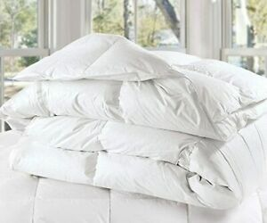 Premium Luxury Soft Goose Feather And Down Duvet Quilt 10 5 Tog 13 5 Tog Ebay
