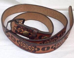 Western-American-Leather-Belt