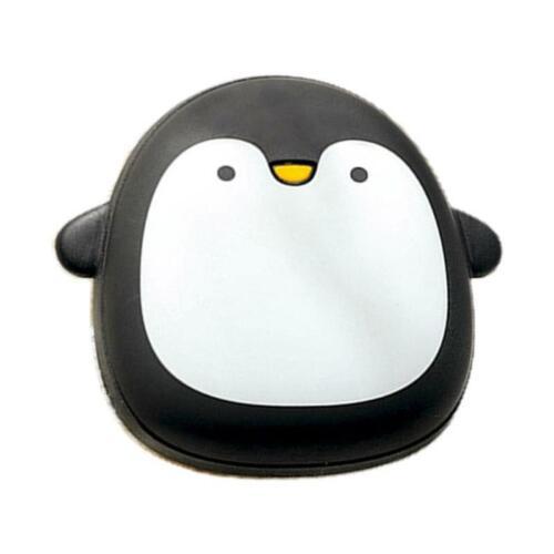 Cute Cartoon Penguin Polar Bear Electric Hand Warmers USB Rechargeable Heating