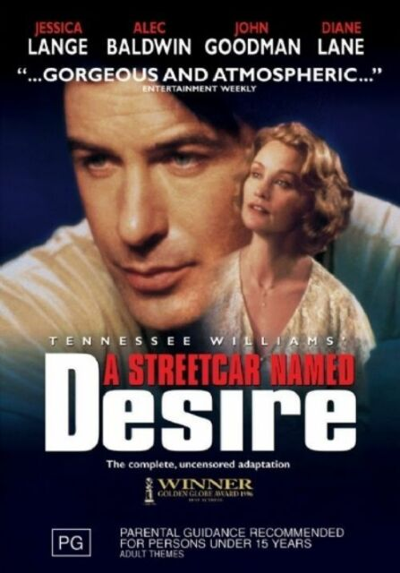 A Streetcar Named Desire (DVD, 2004)