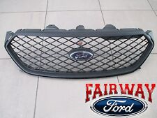 13 thru 17 Taurus OEM Ford Police Interceptor Black Grille Grill with Emblem