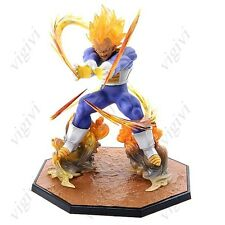 FIGURA VEGETA DRAGON BALL Z BOLA DE DRAGON ANIME SUPER SAIYAN 14 CM CALIDAD GOKU