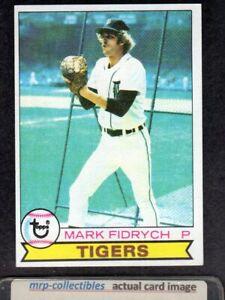 1979 Topps #625 Mark Fidrych Detroit Tigers Baseball Card NM+