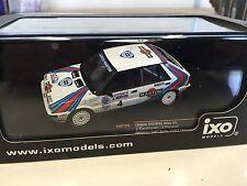 Lancia Delta HF 4WD Kankkunen RAC Rally 1987 1:43 IXO  RALLYE-RAC120