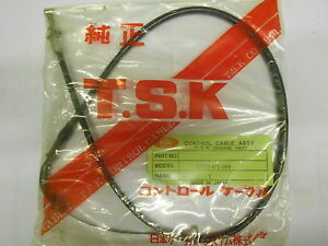 CB250RS B PUSH CABLE 79-82 Throttle Cable Honda CB250 RSA RSDC