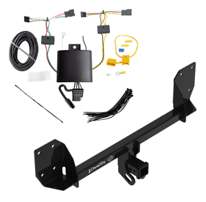 Details about Trailer Tow Hitch For 18-19 Volvo XC60 All Styles w/ on