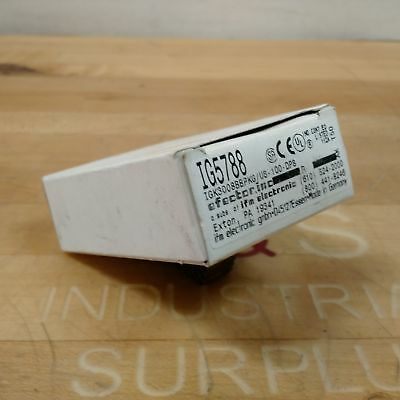 IFM Efector IG5788 Sensor IGK3008BBPKG//US-100-DPS NEW!! with Free Shipping