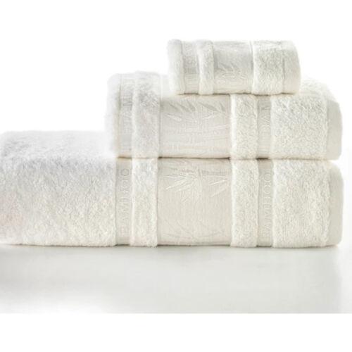 Bamboo Bath Towel Set Face Hand Hair Bath Towels Large Bathroom Sheet Baby Set