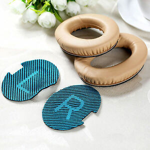Foam-Ear-Pads-For-QuietComfort-QC2-QC15-QC25-AE2-AE2I-Headphone-Replacement