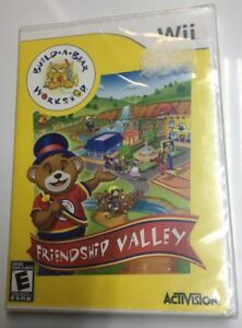 Wii-Build-A-Bear-Workshop-Friendship-Valley-Wii-NEW-FACTORY-SEALED
